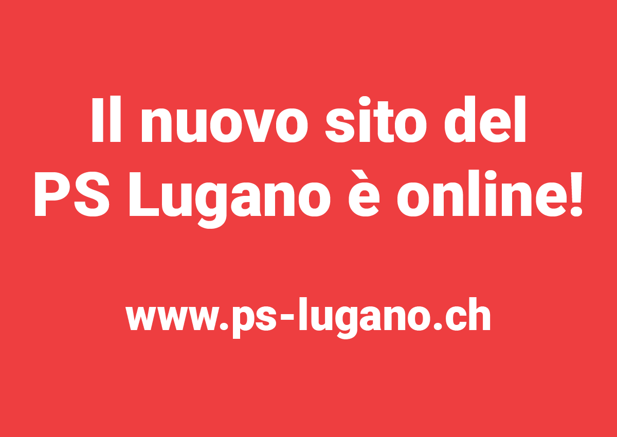 Tutte le novit del nuovo sito partito socialista lugano for Piani del sito online